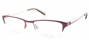 Nicole Farhi NF0038 glasses in Pink