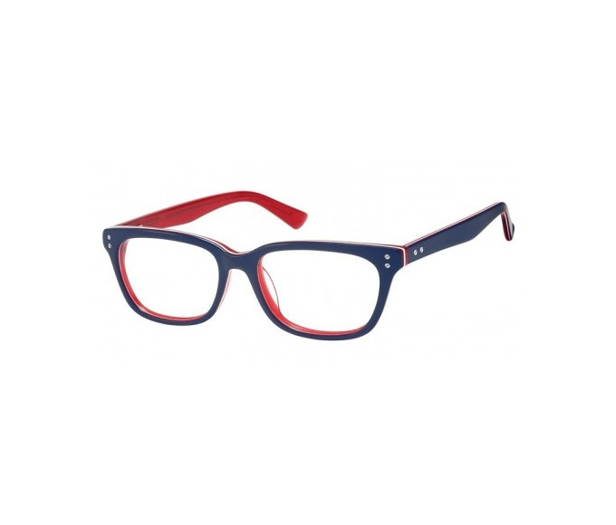 SFE-8129 in Blue/clear red