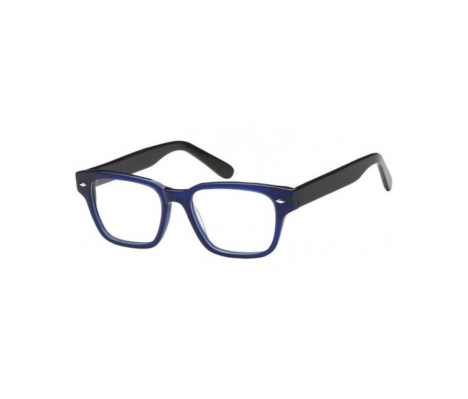 SFE-8130 in Clear blue/black