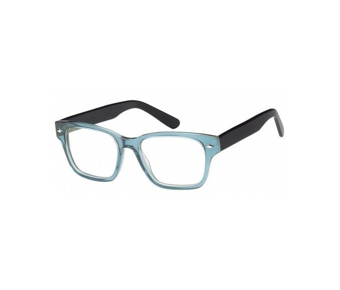 SFE-8130 in Clear turquoise/black