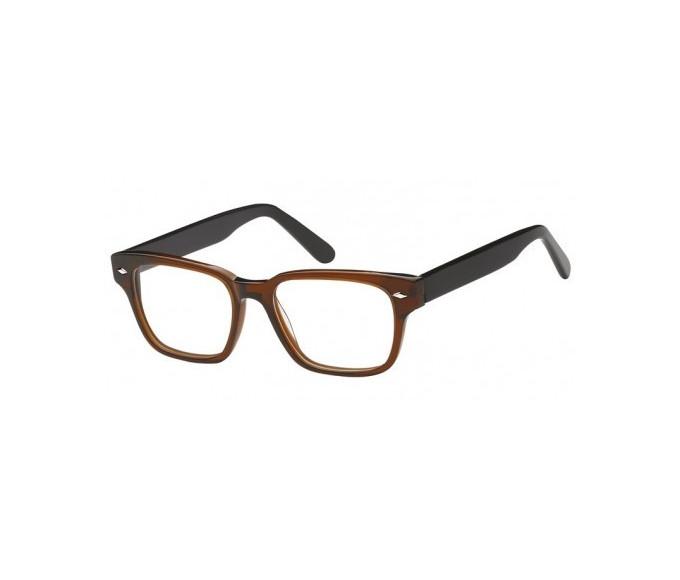 SFE-8130 in Clear brown/black