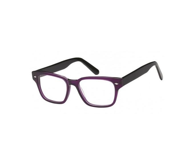 SFE-8130 in Clear purple/black