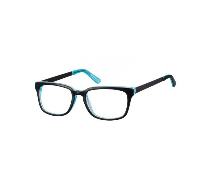 SFE-8138 in Black/turquoise