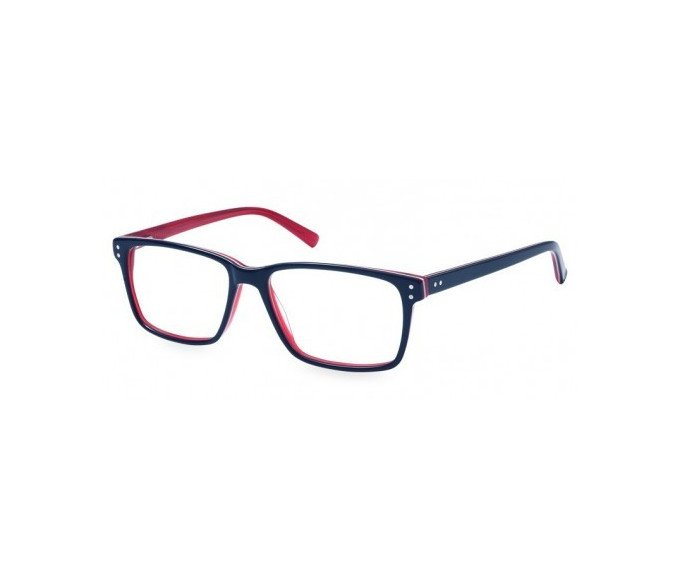 SFE-8145 in Blue/clear red