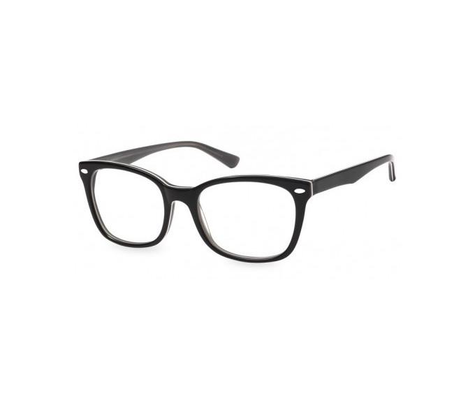 SFE-8149 in Black/clear grey