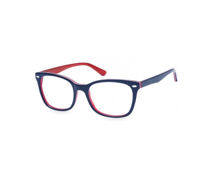 SFE-8149 in Blue/clear red