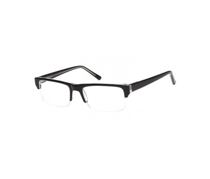 SFE-8157 in Black/clear