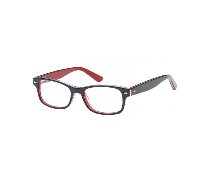 SFE-8165 in Blue/clear red