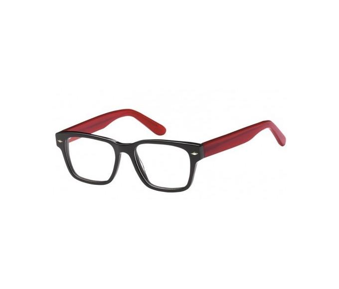 SFE-8175 in Black/red