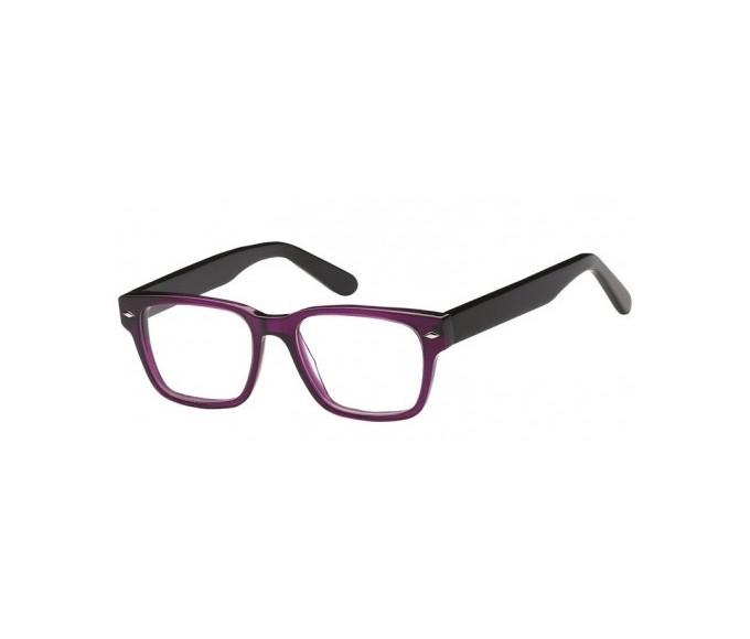 SFE-8175 in Clear purple/black