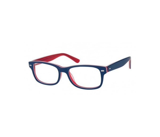 SFE-8179 in Blue/clear red