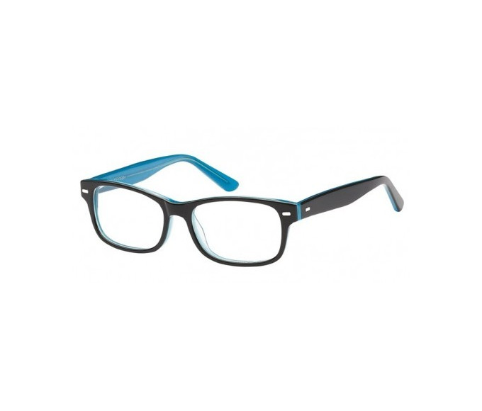 SFE-8179 in Black/clear turquoise