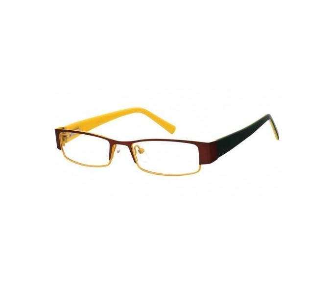 SFE-8189 in Matt brown/yellow