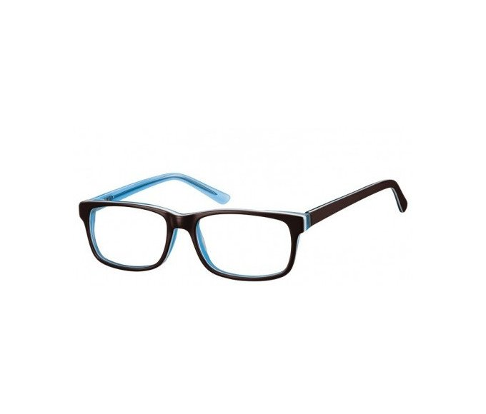SFE-8261 in Brown/Turquoise