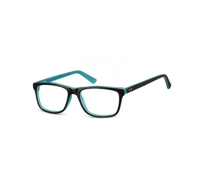 SFE-8263 in Black/Turquoise
