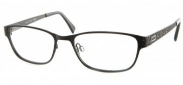 Ghost Lisa glasses in Black