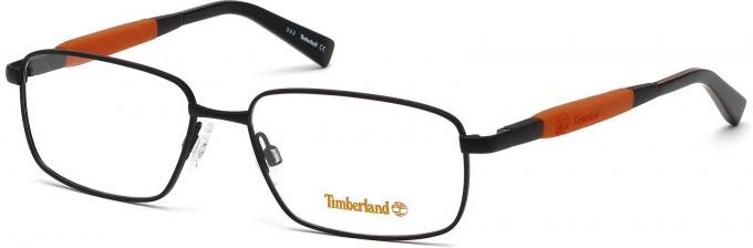 Timberland TB1300 glasses in Matt Black