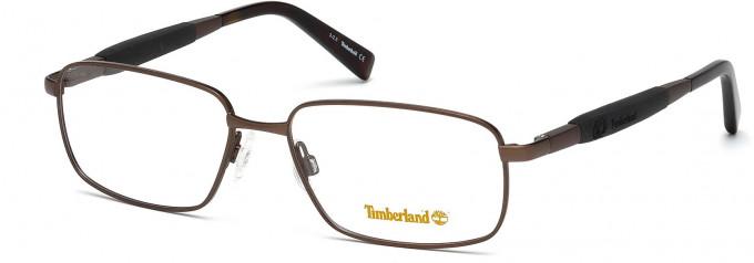 Timberland TB1300 glasses in Shiny Dark Bronze