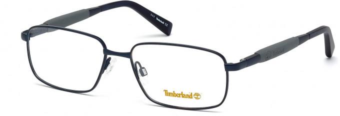 Timberland TB1300 glasses in Matt Blue