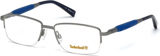 Timberland TB1301 glasses in Matt Light Ruthenium