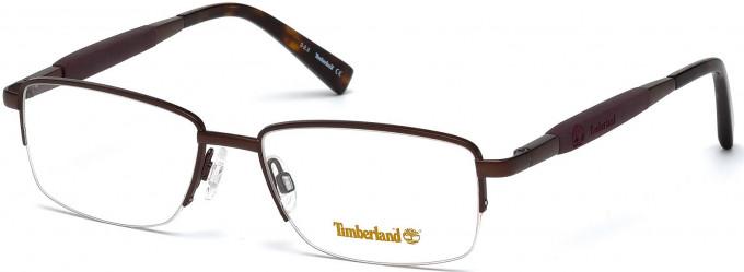 Timberland TB1301 glasses in Matt Dark Brown