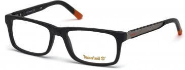 Timberland TB1308 glasses in Matt Black
