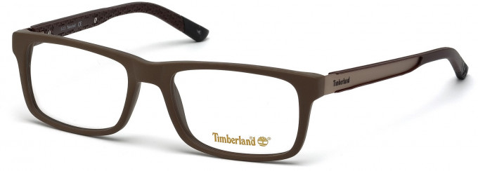 Timberland TB1308 glasses in Matt Dark Brown