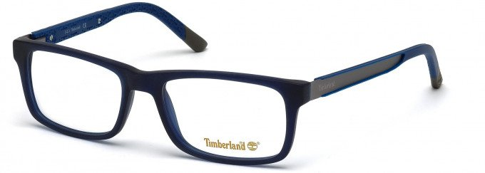 Timberland TB1308 glasses in Shiny Blue