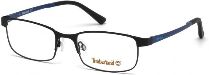 Timberland TB1348 glasses in Matt Black