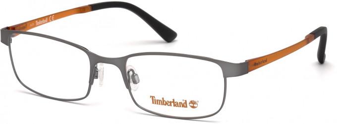 Timberland TB1348 glasses in Matt Gunmetal