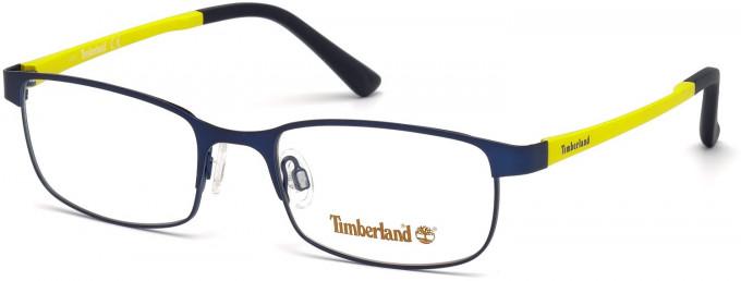 Timberland TB1348 glasses in Matt Blue