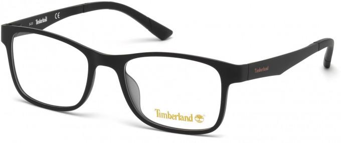 Timberland TB1352-54 glasses in Matt Black