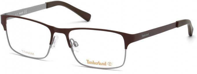 Timberland TB1355 glasses in Dark Brown/Other