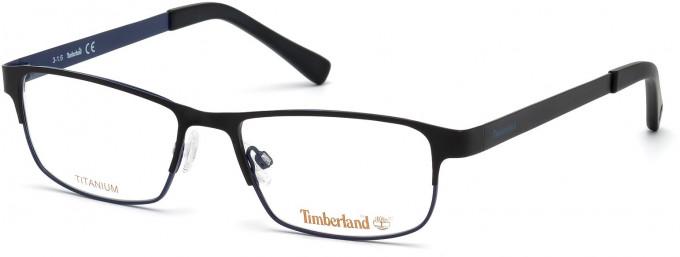 Timberland TB1356 glasses in Matt Black