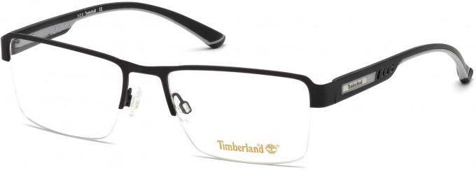 Timberland TB1357 glasses in Matt Black