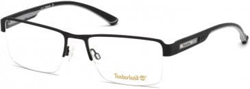 Timberland TB1357 glasses in Matt Black