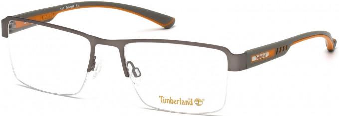 Timberland TB1357 glasses in Matt Dark Ruthenium