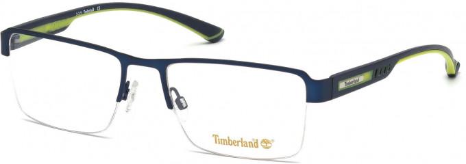 Timberland TB1357 glasses in Matt Blue