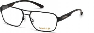 Timberland TB1358 glasses in Matt Black