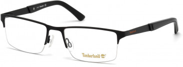 Timberland TB1360 glasses in Matt Black
