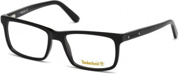 Timberland TB1361 glasses in Shiny Black