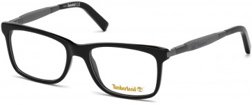 Timberland TB1363 glasses in Shiny Black