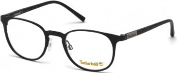 Timberland TB1365 glasses in Matt Black