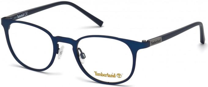 Timberland TB1365 glasses in Matt Blue