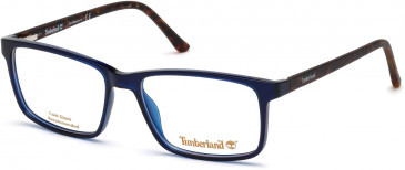 Timberland TB1367 glasses in Matt Blue