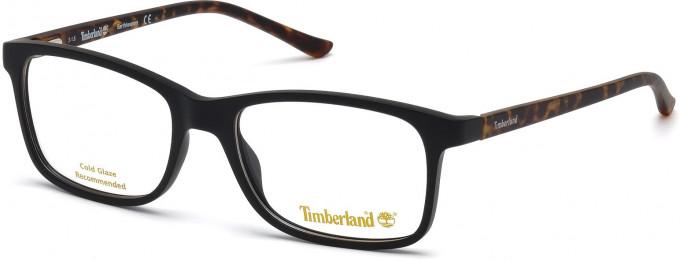Timberland TB1369 glasses in Matt Black