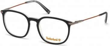 Timberland TB1566 glasses in Matt Black