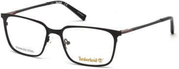 Timberland TB1569 glasses in Matt Black