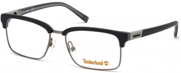 Timberland TB1570 glasses in Matt Black