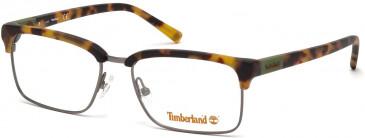 Timberland TB1570 glasses in Matt Black